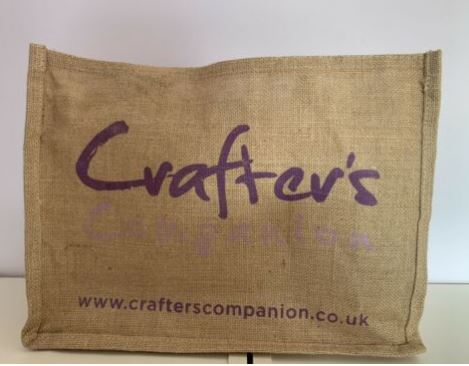 Crafter's Companion bag